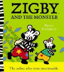 Zigby and the Monster - Brian Paterson - cover