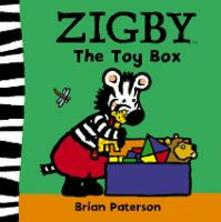 Zigby - The Toy Box - Brian Paterson - cover