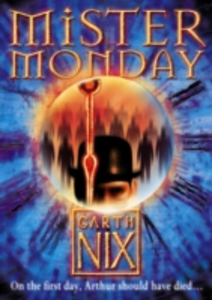 Libro in inglese Mister Monday  - Garth Nix