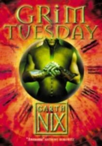 Libro in inglese Grim Tuesday  - Garth Nix