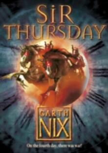 Sir Thursday - Garth Nix - cover