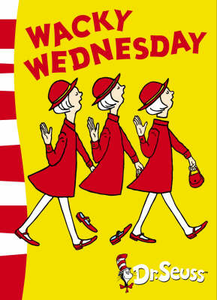 Libro in inglese Wacky Wednesday: Green Back Book  - Dr. Seuss