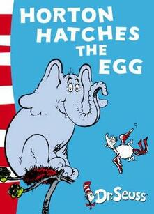 Horton Hatches the Egg: Yellow Back Book - Dr. Seuss - cover