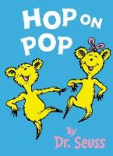 Hop On Pop - Dr. Seuss - cover
