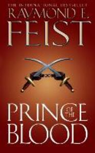 Prince of the Blood - Raymond E. Feist - cover