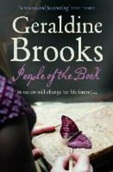 People of the Book - Geraldine Brooks - cover