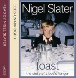 Toast - Nigel Slater - cover