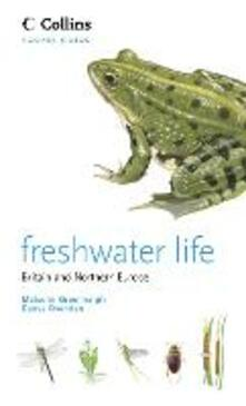 Freshwater Life - Malcolm Greenhalgh,Denys Ovenden - cover