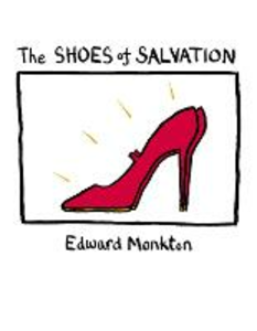 Libro in inglese The Shoes of Salvation  - Edward Monkton