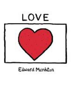 Libro in inglese Love  - Edward Monkton