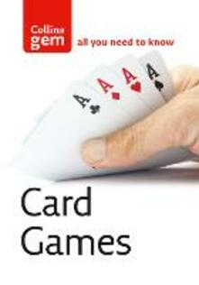 Card Games - cover