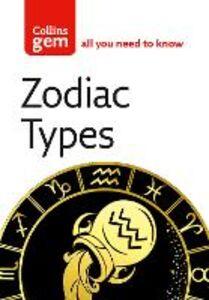 Libro in inglese Zodiac Types