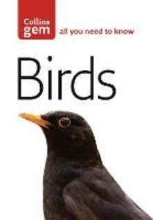 Birds - Jim Flegg - cover