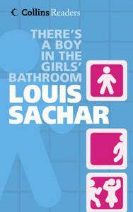 Libro in inglese There's a Boy in the Girl's Bathroom  - Louis Sachar