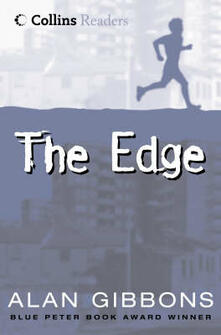 The Edge - Alan Gibbons - cover