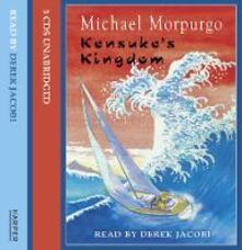 Kensuke's Kingdom - Michael Morpurgo - cover