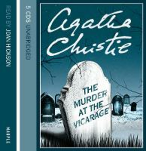 Libro in inglese Murder at the Vicarage CD  - Agatha Christie