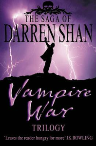 Libro in inglese Vampire War Trilogy: Books 7 - 9  - Darren Shan