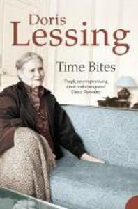 Time Bites: Views and Reviews - Doris Lessing - cover