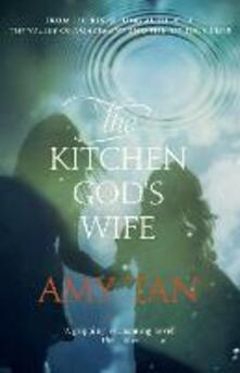 The Kitchen God's Wife - Amy Tan - cover