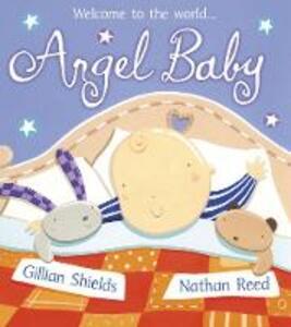 Angel Baby - Gillian Shields - cover