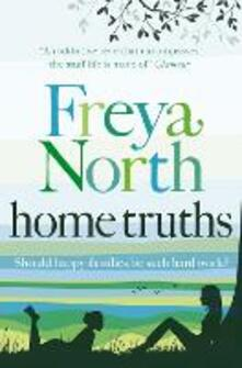Home Truths - Freya North - cover