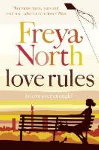 Libro in inglese Love Rules  - Freya North