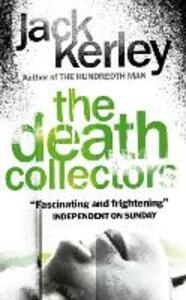 The Death Collectors - Jack Kerley - cover