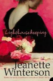 Lighthousekeeping - Jeanette Winterson - cover