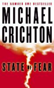 Libro in inglese State of Fear  - Michael Crichton