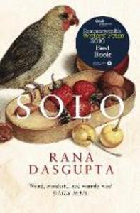 Solo - Rana Dasgupta - cover