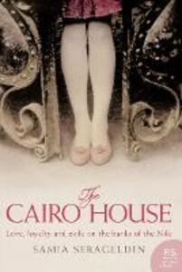 The Cairo House - Samia Serageldin - cover