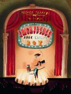 Libro in inglese The Incredible Book Eating Boy  - Oliver Jeffers