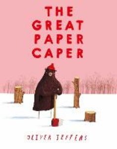 Libro in inglese The Great Paper Caper  - Oliver Jeffers