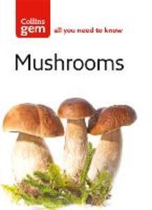 Mushrooms - Patrick Harding - cover