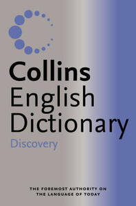 Collins Discovery English Dictionary - cover