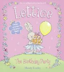 LETTICE - THE BIRTHDAY PARTY - Mandy Stanley - cover