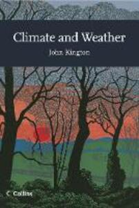 Climate and Weather - John Kington - cover