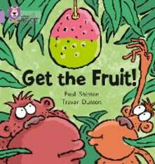 Get The Fruit: Band 00/Lilac - Paul Shipton - cover