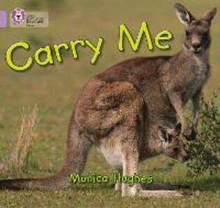 Carry Me: Band 00/Lilac - Monica Hughes - cover