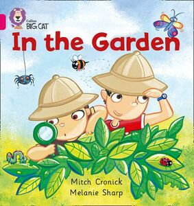 Libro in inglese In the Garden: Band 01A/Pink A  - Mitch Cronick