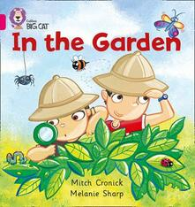In the Garden: Band 01a/Pink a - Mitch Cronick - cover