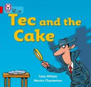 Libro in inglese TEC and the Cake: Band 02A/Red A  - Tony Mitton