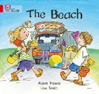 The Beach: Band 02a/Red a - Alison Hawes - cover