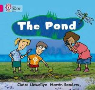 The Pond: Band 01b/Pink B - Claire Llewellyn - cover