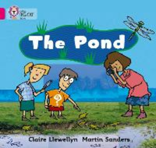 Libro in inglese The Pond: Band 01B/Pink B  - Claire Llewellyn