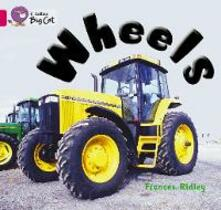 Wheels: Band 01b/Pink B - Frances Ridley - cover