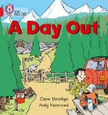 A Day Out: Band 02a/Red a - Anna Owen - cover
