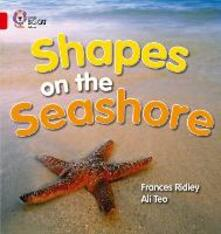 Shapes on the Seashore: Band 02a/Red a - Frances Ridley - cover