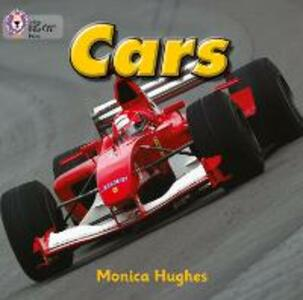 Cars: Band 01a/Pink a - Monica Hughes - cover